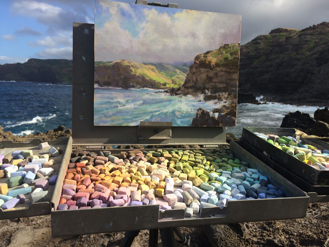 painting puzzle