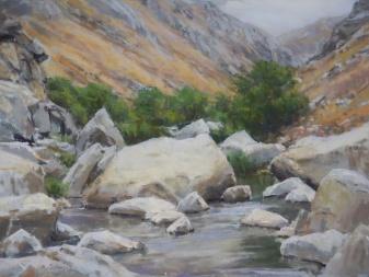 """River Boulders"""